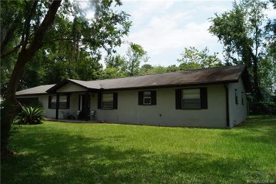 Ocala Multi Family Home For Sale: 1 Silver Lane Course