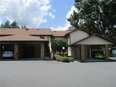 Hernando Condo/Townhouse For Sale: 240 E Glassboro Court