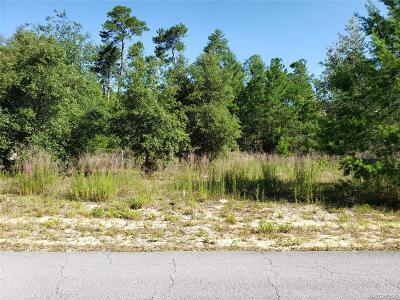 Homosassa Residential Lots & Land For Sale: 105 Grass Street