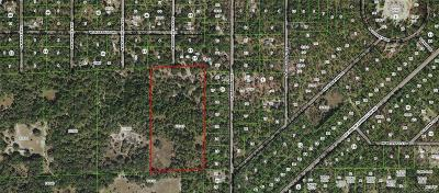 Residential Lots & Land For Sale: 8250 N Briarpatch Avenue