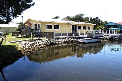 Crystal River Commercial For Sale: 2130 S Waterman Drive