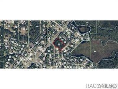 Hernando Residential Lots & Land For Sale: 7002 N Castlebury Road