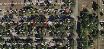 Inverness Residential Lots & Land For Sale: 4068 E Scotty Street