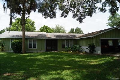 Ocala Single Family Home For Sale: 6 Emerald Pass