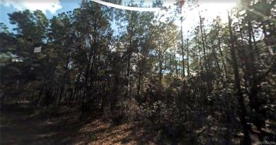 Citrus Springs Residential Lots & Land For Sale: 500 E Canterbury Lane
