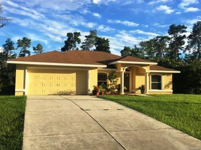 Ocala Single Family Home For Sale: 2646 SW 178th Street