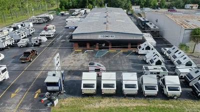 Citrus County Commercial For Sale: 1601 W Main Street