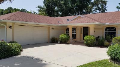 Hernando Single Family Home For Sale: 2533 E Chilvalry Court