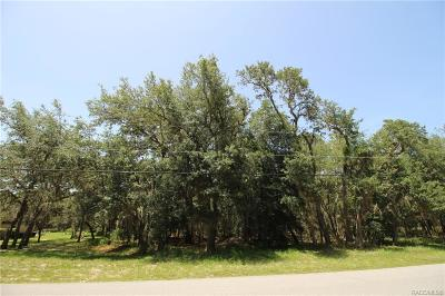 Hernando Residential Lots & Land For Sale: 669 W Pearson Street