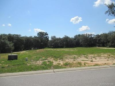 Black Diamond Ranch Residential Lots & Land For Auction: 2717 N Carnoustie Loop