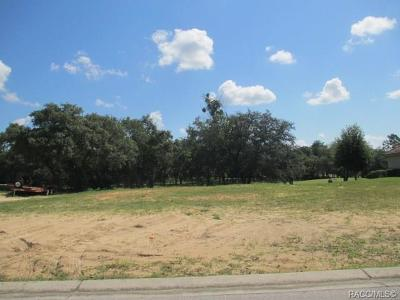 Black Diamond Ranch Residential Lots & Land For Auction: 2741 N Carnoustie Loop