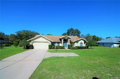 Citrus Hills - Celina Hills Single Family Home For Sale: 2155 E Newhaven Street