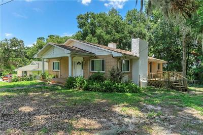 Single Family Home For Sale: 5581 W Riverbend Road