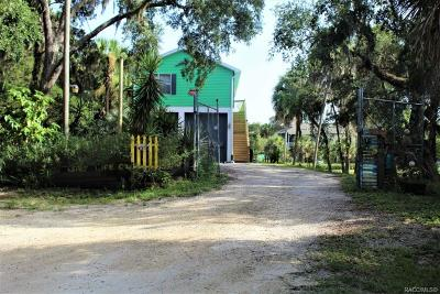 Crystal River Mobile/Manufactured For Sale: 1446 S Estuary Drive