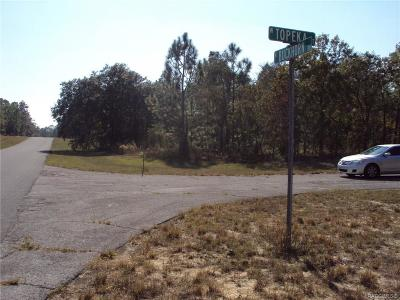 Pine Ridge Residential Lots & Land For Sale: 3300 N Buckhorn Drive