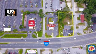 Crystal River Commercial For Sale: 32 NE Us Highway 19