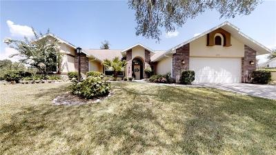 Beverly Hills Single Family Home For Sale: 6225 N Misty Oak Terrace