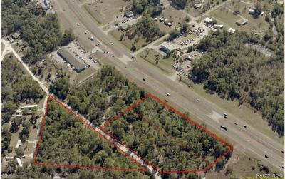 Homosassa Residential Lots & Land For Sale: 5587 S Suncoast Boulevard