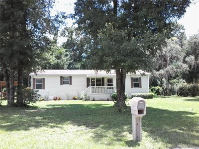 Mobile/Manufactured For Sale: 6794 W Phillips Court