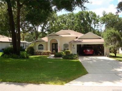 Dunnellon Single Family Home For Sale: 19368 SW 101st Place Road