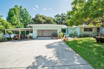 Inverness Single Family Home For Sale: 3007 S Oleander Terrace