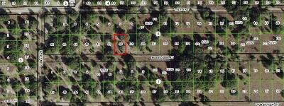 Inverness Residential Lots & Land For Sale: 2510 Harrison Street