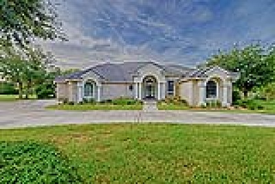 Lecanto Single Family Home For Sale: 3601 N Pine Valley Loop