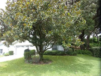 Citrus County Rental For Rent: 2850 N Chandler Drive
