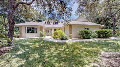 Hernando Single Family Home For Sale: 1571 N Abalone Terrace