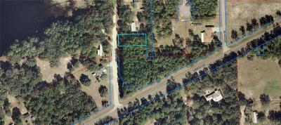 Levy County Residential Lots & Land For Sale: 00 107th Terrace