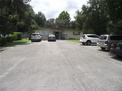 Crystal River Commercial For Sale: 6216 W Gulf To Lake Highway