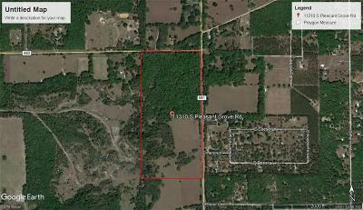 Residential Lots & Land For Sale: 11310 S Pleasant Grove Road
