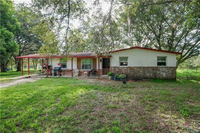Citrus County Single Family Home For Sale: 6321 S Rainbow Point