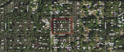 Citrus County, Levy County, Marion County Residential Lots & Land For Sale: 354 NE 12th Street