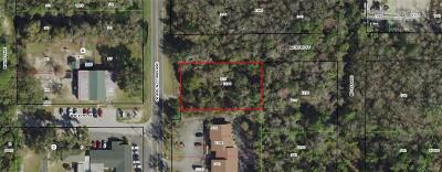 Crystal River Residential Lots & Land For Sale: Citrus Avenue