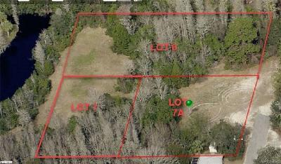 Crystal River Residential Lots & Land For Sale: 1020 N McGowan Avenue
