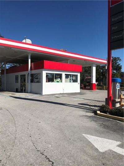 Inverness Commercial For Sale: 101 Cherry Avenue
