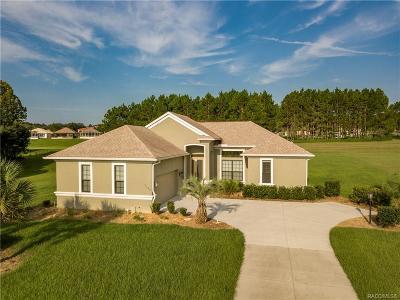 Hernando Single Family Home For Sale: 2140 N Essex Avenue