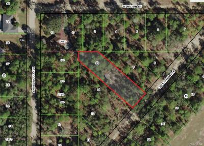 Inverness Residential Lots & Land For Sale: 312 S Crestview Avenue