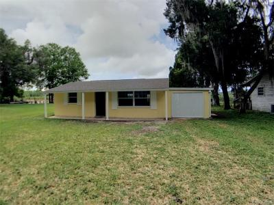 Crystal River Single Family Home For Sale: 10095 W Riverwood Drive