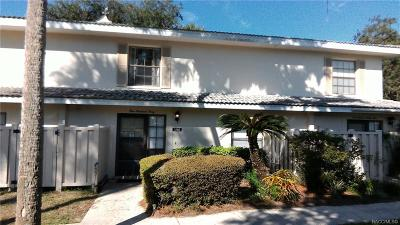 Crystal River Condo/Townhouse For Sale: 1286 N Seagull Point #140