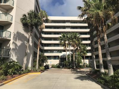 Ponce Inlet Condo/Townhouse For Sale: 4575 S Atlantic Avenue #6705