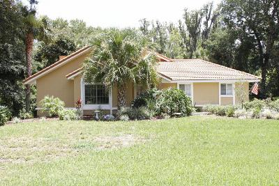 Single Family Home Sale Pending: 2612 Spruce Creek Boulevard