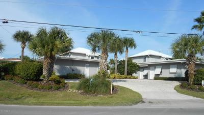 New Smyrna Beach Multi Family Home For Sale: 2901 S Atlantic Avenue