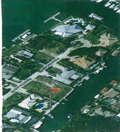 Ponce Inlet Residential Lots & Land For Sale: 120 Ponce De Leon Circle