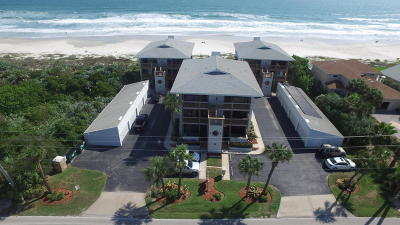Ponce Inlet Condo/Townhouse For Sale: 4421 S Atlantic Avenue #B6