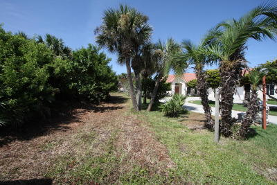 Volusia County Residential Lots & Land For Sale: 4710 S Atlantic Avenue