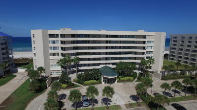Ponce Inlet, South Daytona, Wilbur-by-the-sea Condo/Townhouse For Sale: 4621 S Atlantic Avenue #7205
