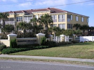 Flagler Beach Condo/Townhouse For Sale: 3651 S Central Avenue #204