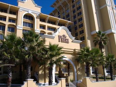 Daytona Beach Condo/Townhouse For Sale: 600 N Atlantic Avenue #1402